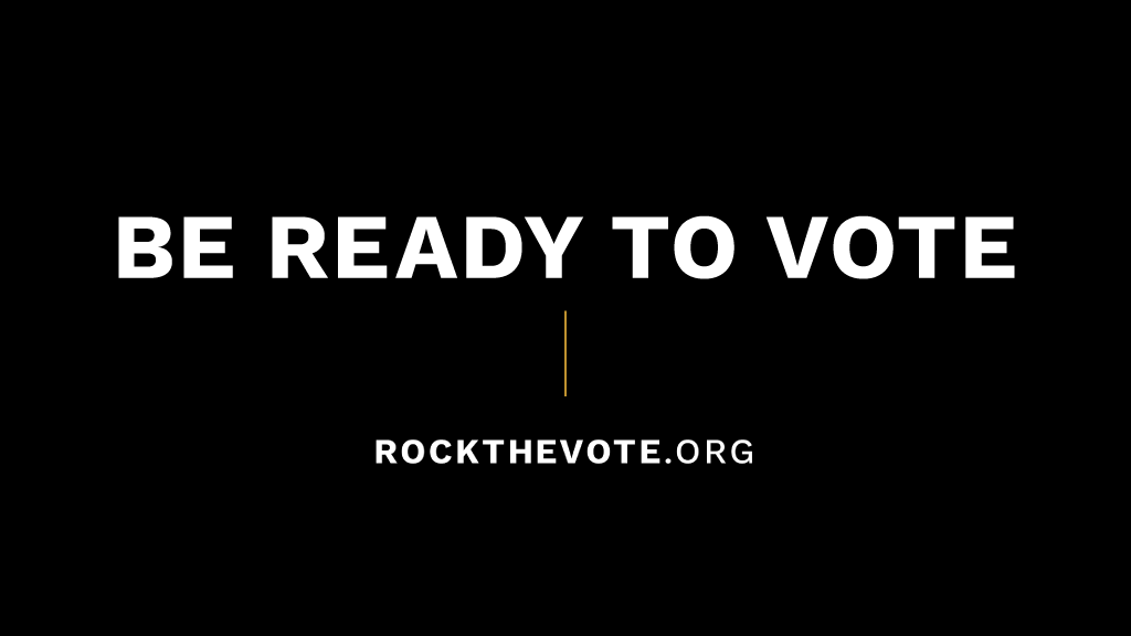 How to Vote - Rock the Vote - Election Information for ...